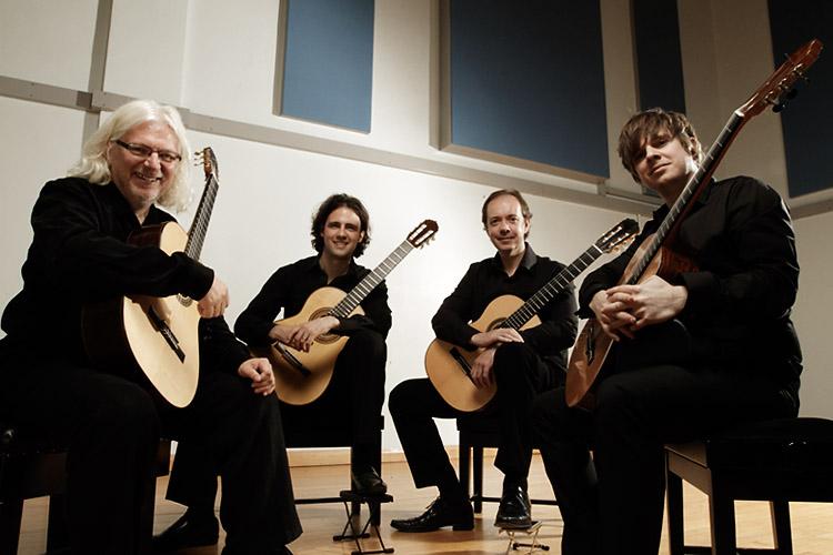 Tetra Guitar Quartet