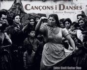 Eden Stell - Cançons i Danses - Cover