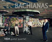 Vida Quartet Bachianas Album Cover